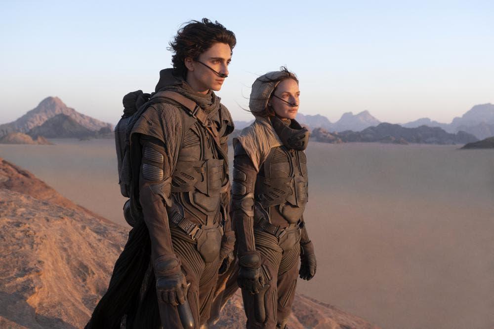 "Pese a estreno híbrido, ""Dune"" debuta en la cima de taquilla"
