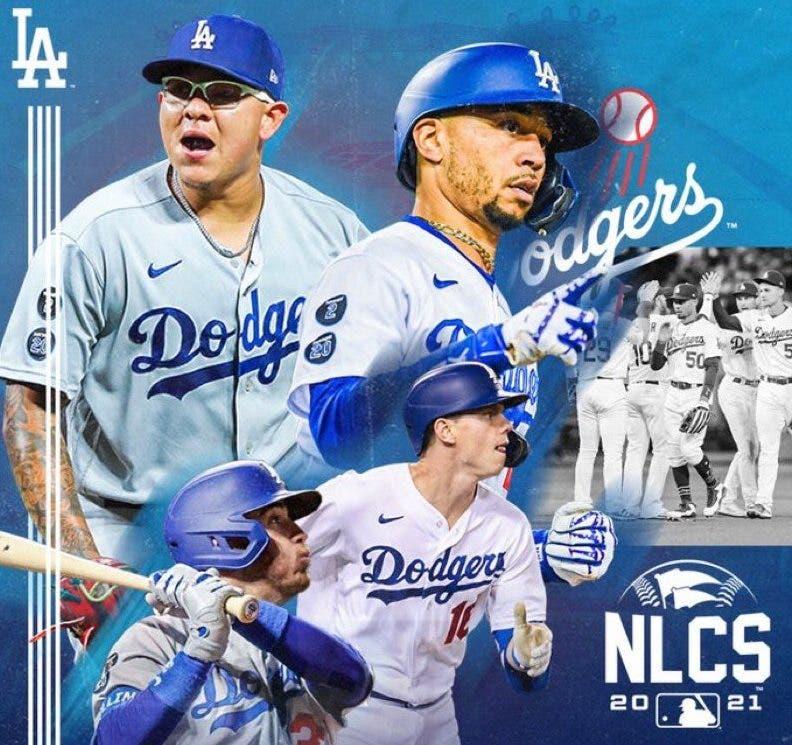 Dodgers vencieron 2-1 a Gigantes y avanzan a la Serie de Campeonato