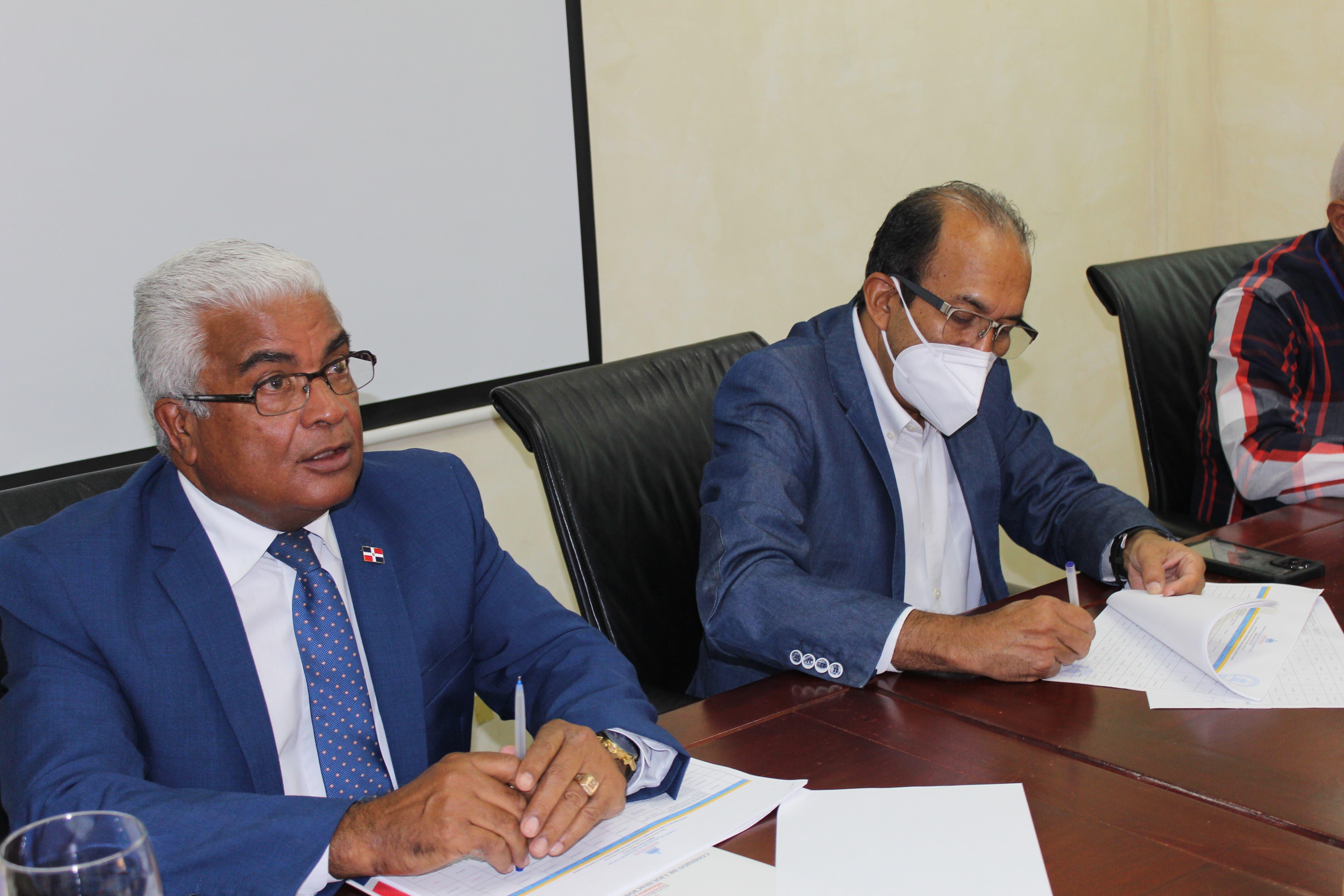 Comisión de Liquidación traspasa a Ministerio de Obras Públicas 208 proyectos de la Oisoe