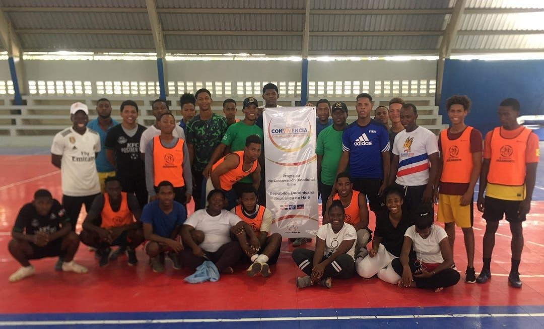 Deporte, arte y cultura para estrechar lazos entre Haití y República Dominicana