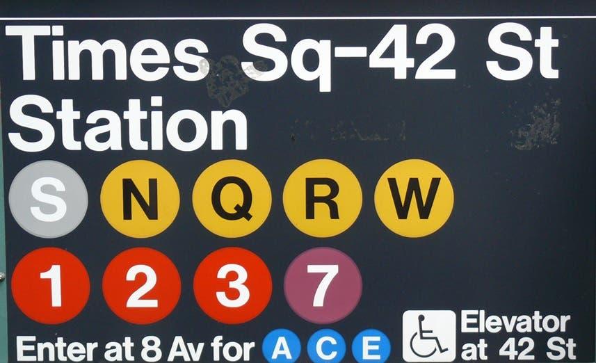 Más personas usando Tren en NYC pero más incidentes violentos