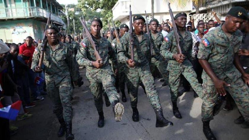 Militares haitianos envían carta a Abinader y rechazan que Haití constituya amenaza para RD y otras naciones