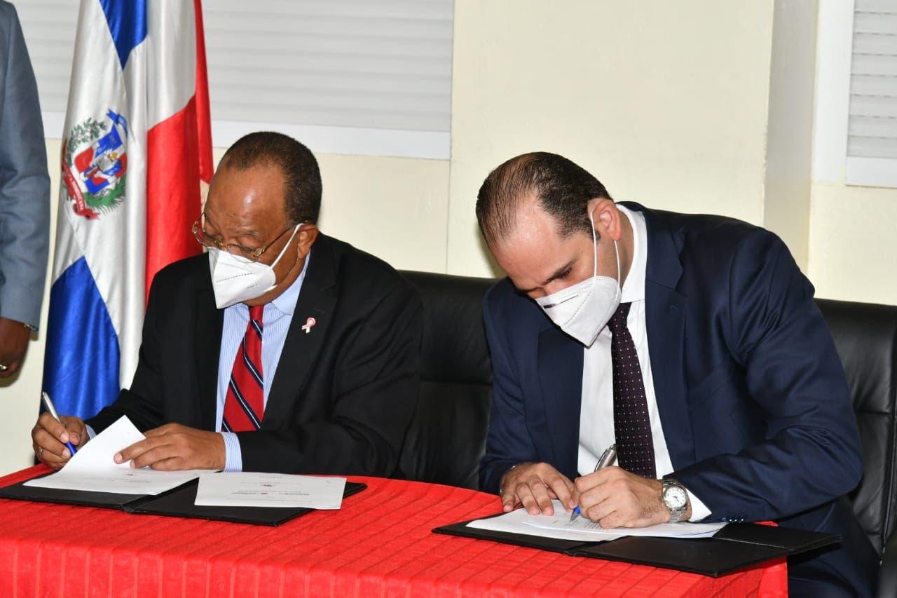 PROMESE/CAL y CONAVIHSIDA firman acuerdo