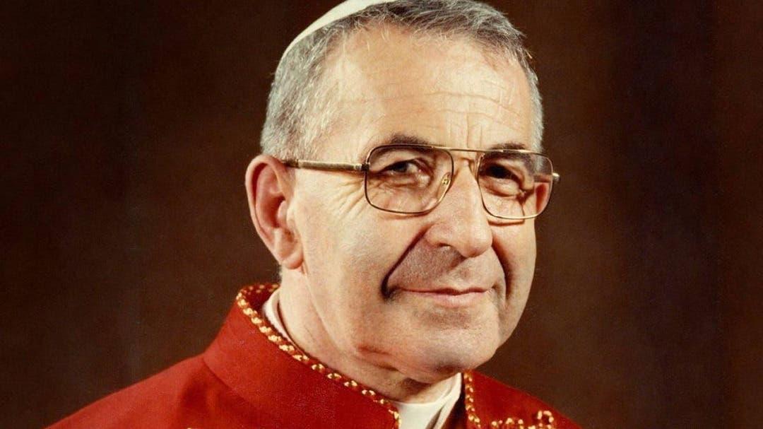 El papa Juan Pablo I será beato