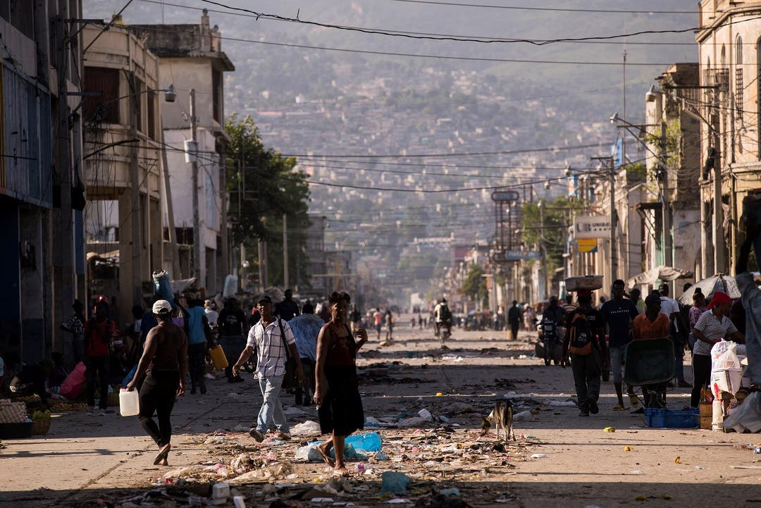 Segunda jornada de paro mantiene paralizado a Haití
