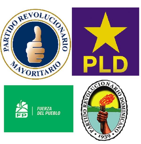 PRM, PRD, PLD y FP se disputan control nueva dirección de la ADP
