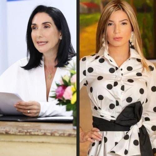Primera dama Raquel Arbaje pide perdón a la familia de Leslie Rosado