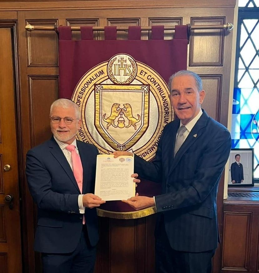 MESCYT proyecta ampliar programa de becas con Universidad de Fordham