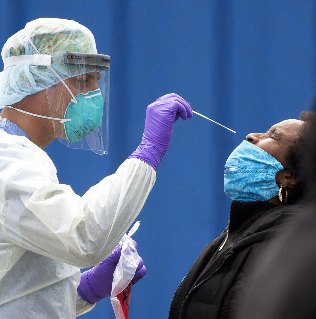 Salud Pública reporta 669 nuevos casos de Covid-19