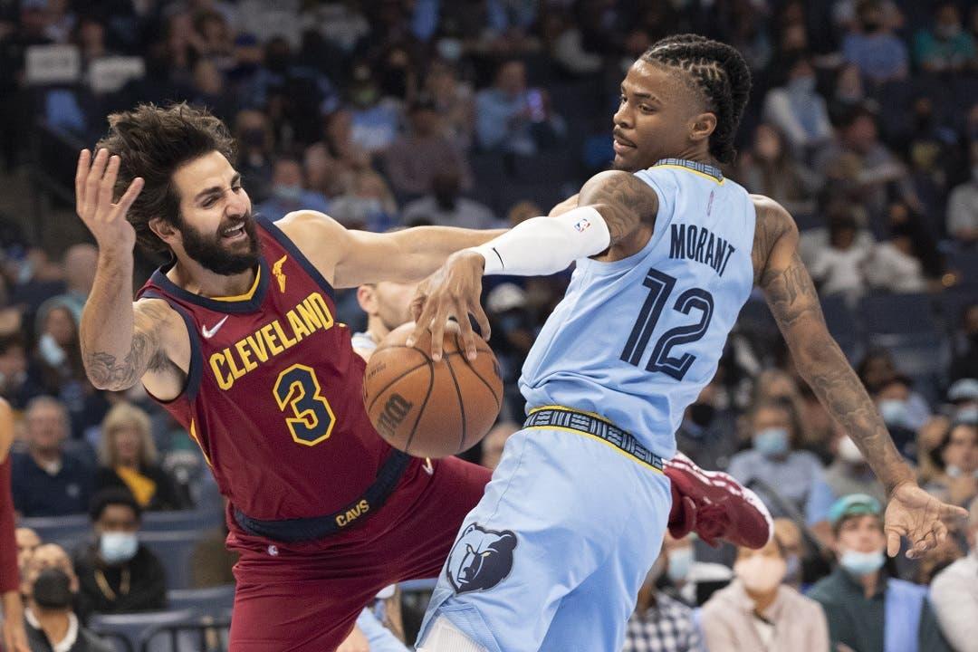 Ricky Rubio debuta con los Cleveland Cavaliers con un doble-doble