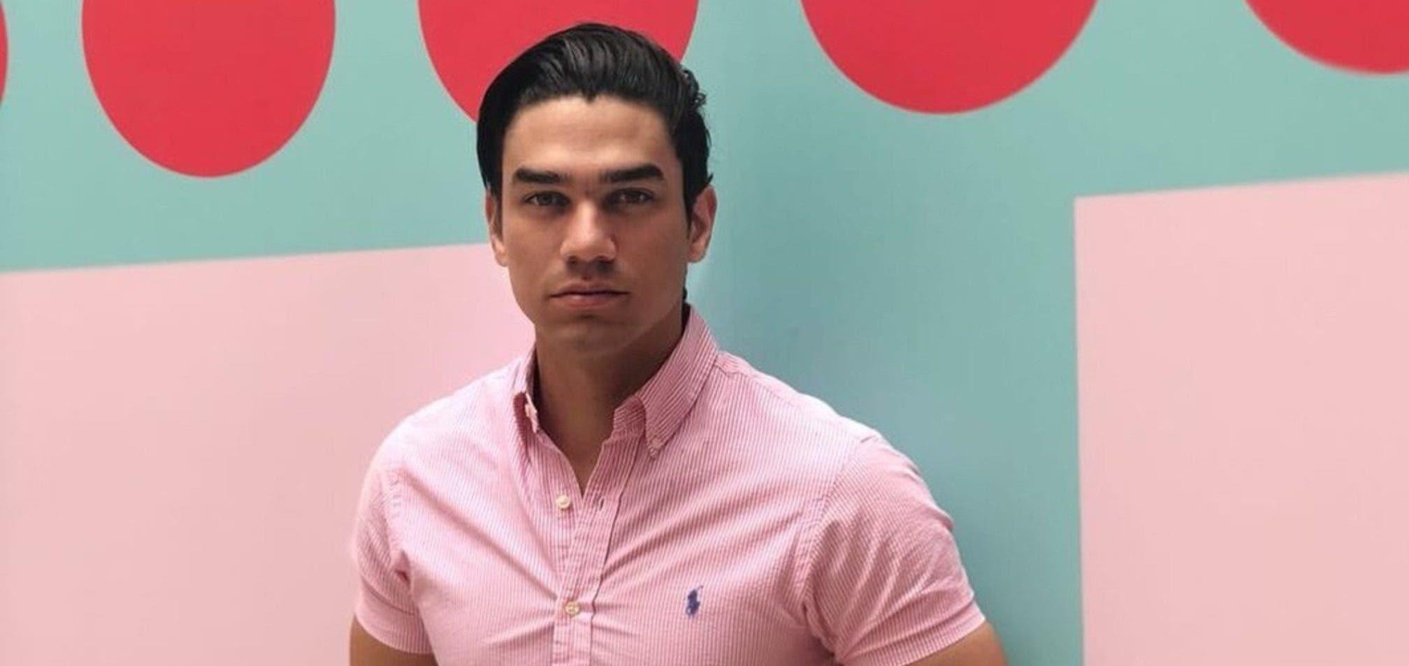 Iván Oleaga, un actor dominicano que triunfa en el cine internacional