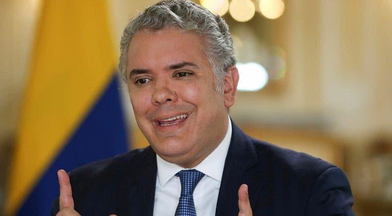 Jair Bolsonaro recibe a su par Iván Duque