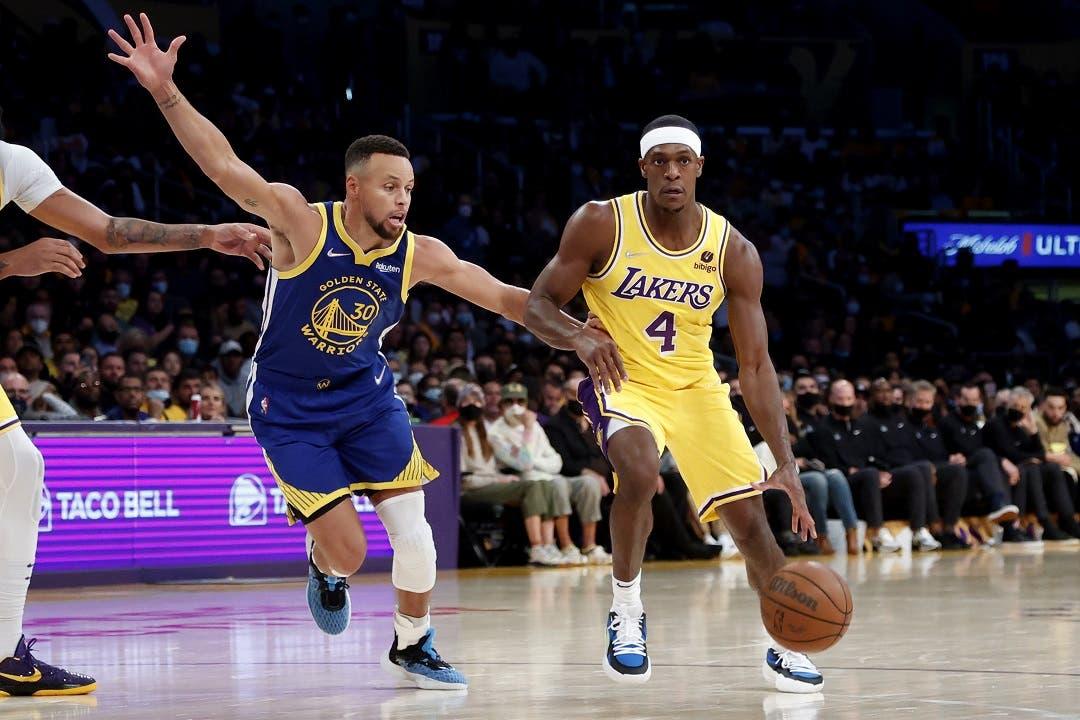 """Los Warriors tumban a unos """"nuevos"""" Lakers sin química"""