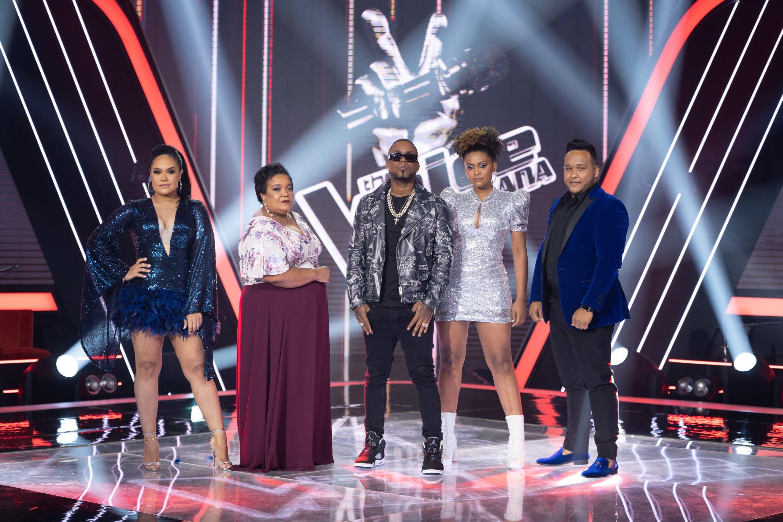 The Voice Dominicana queda con 12 participantes