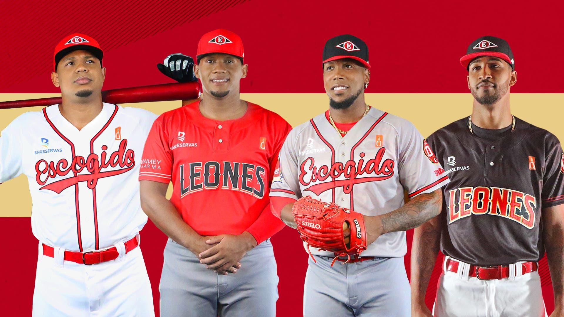 Escogido presentó sus uniformes para torneo 2021-22