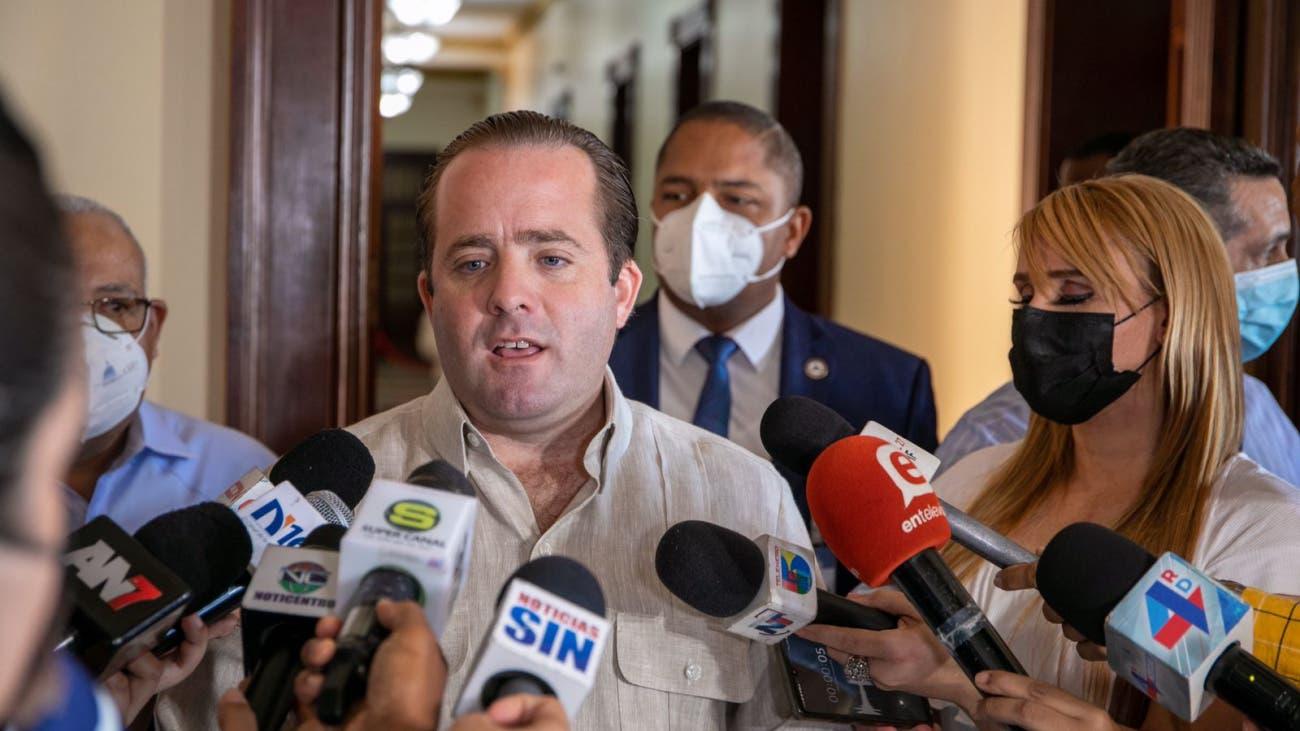 Paliza asegura Gobierno iniciará discusión sobre Reforma Fiscal de manera oportuna