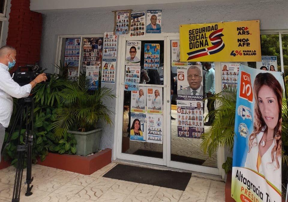 Concluye proceso de votación elecciones  de la ADP