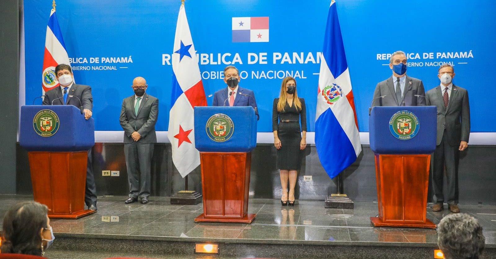 República Dominicana, Costa Rica y Panamá proponen acciones urgentes a favor de Haití