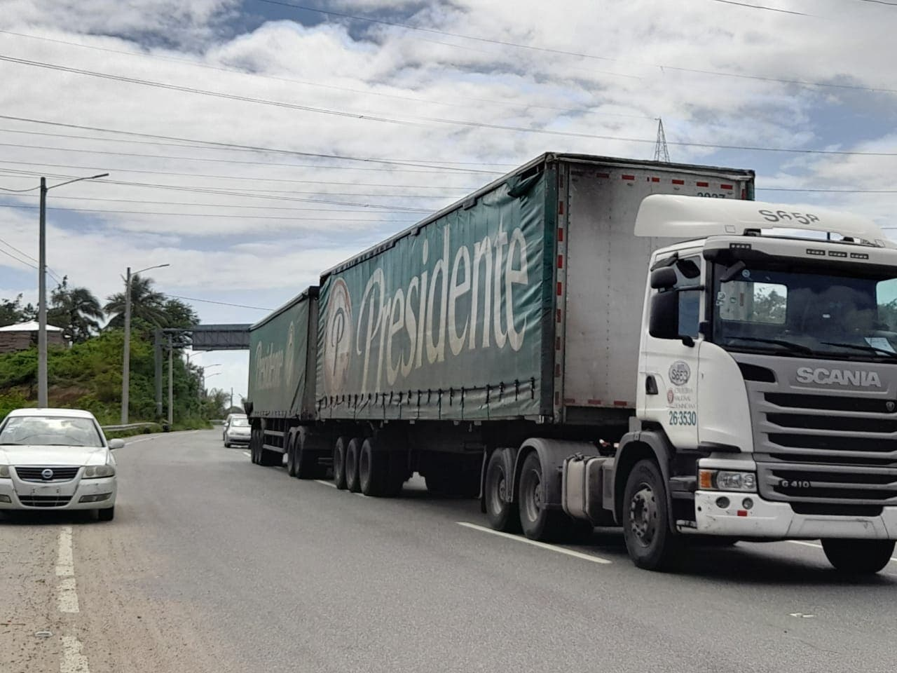 DIGESETT supervisa tráfico de vehículos pesados prohibido desde hoy