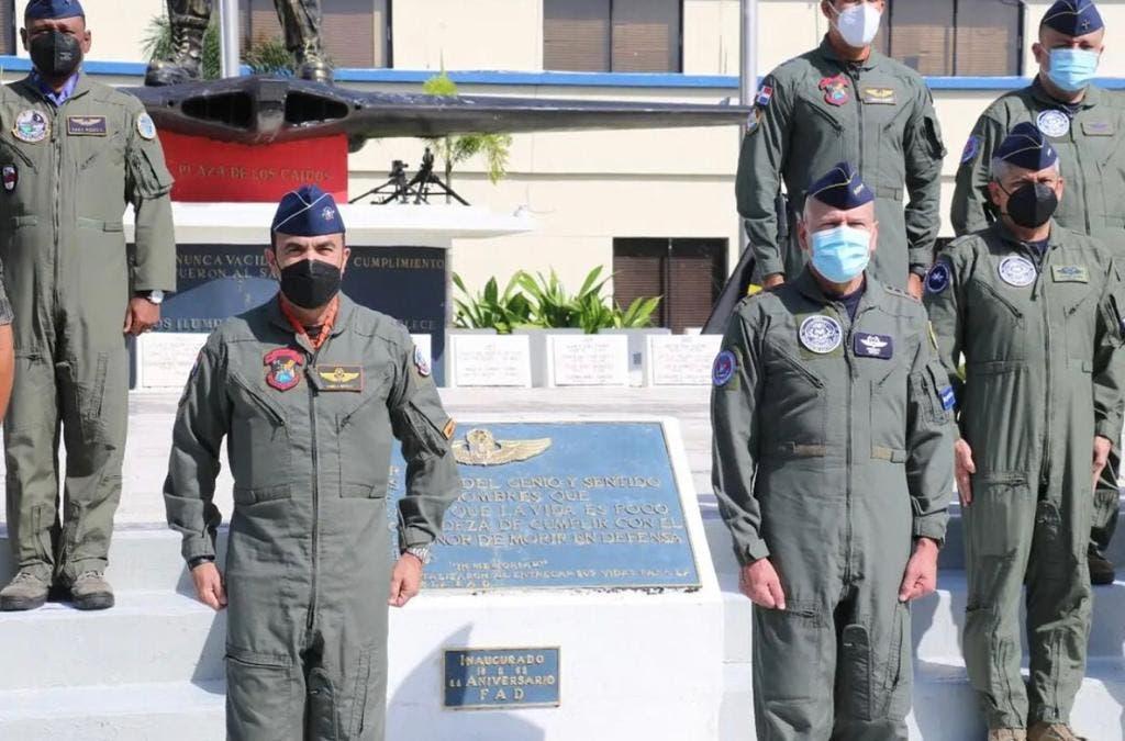 Fuerza Aérea de República Dominicana y Colombia dan inicio a ejercicios Operación Zeus