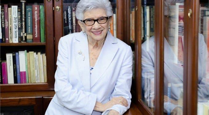 Conmemorarán el 1er aniversario del fallecimiento de Doña Yvelisse Prats de Pérez