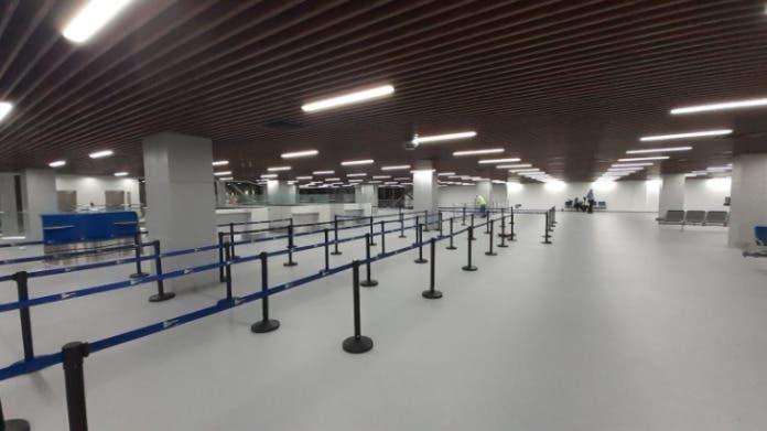 Aerodom pone en funcionamiento un nuevo espacio para servicios de migración