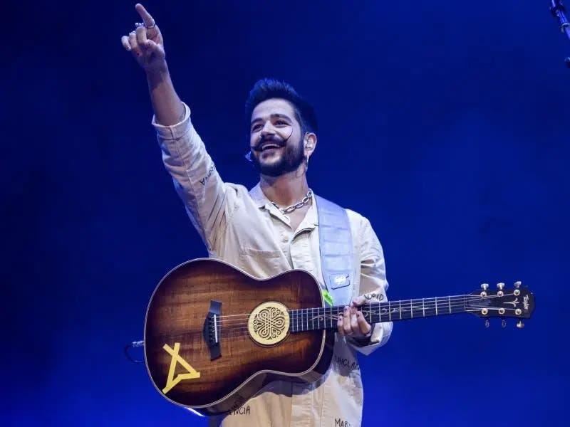 Camilo se lleva tres premios en los Monitor Music Awards