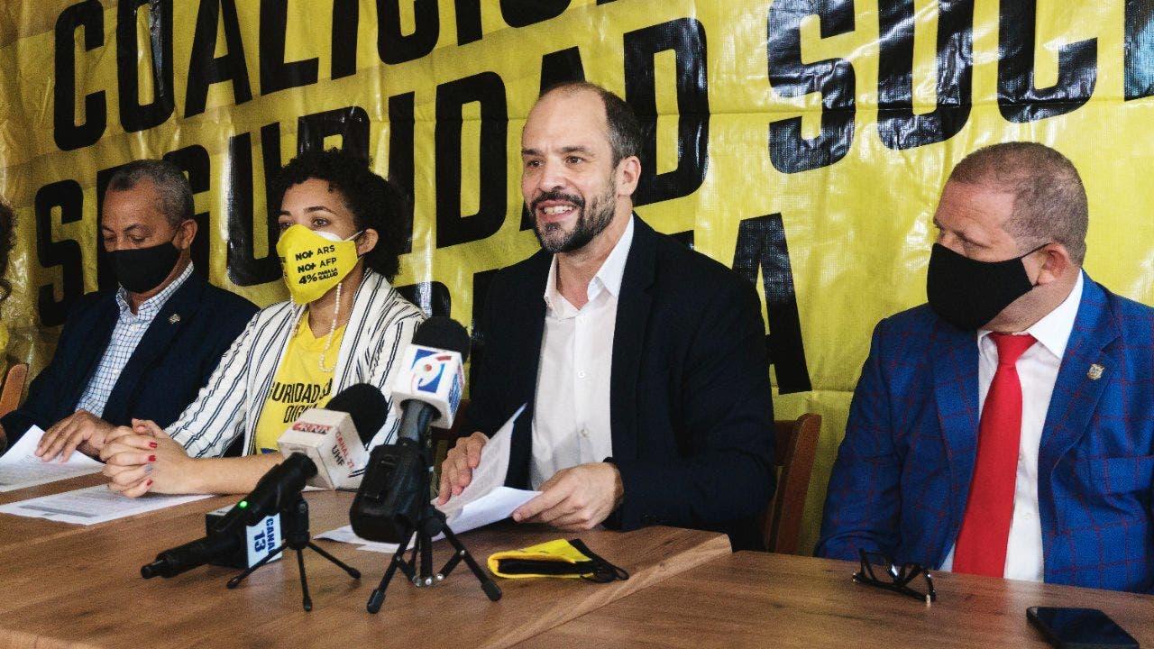 Coalición advierte ARS salen ganando con resolución oficial