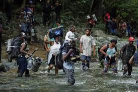 Unicef denuncia máximo histórico de niños migrantes que cruzan selva Darién