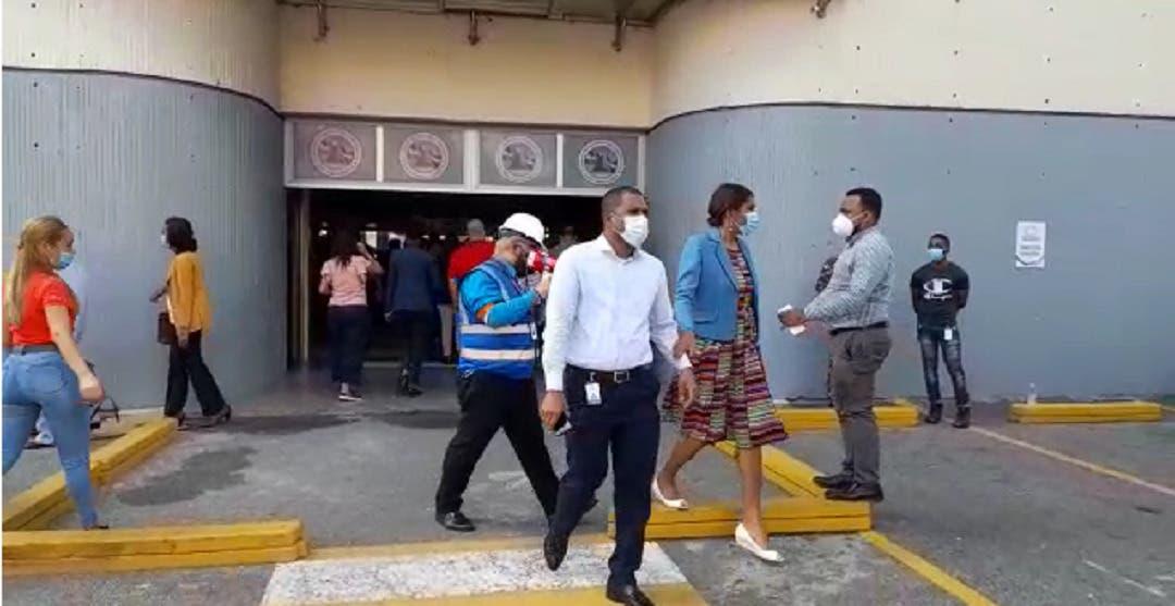 Huacal evacúa empleados ante simulación de terremoto