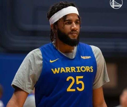 Golden State Warriors firman al agente libre dominicano L.J. Figueroa