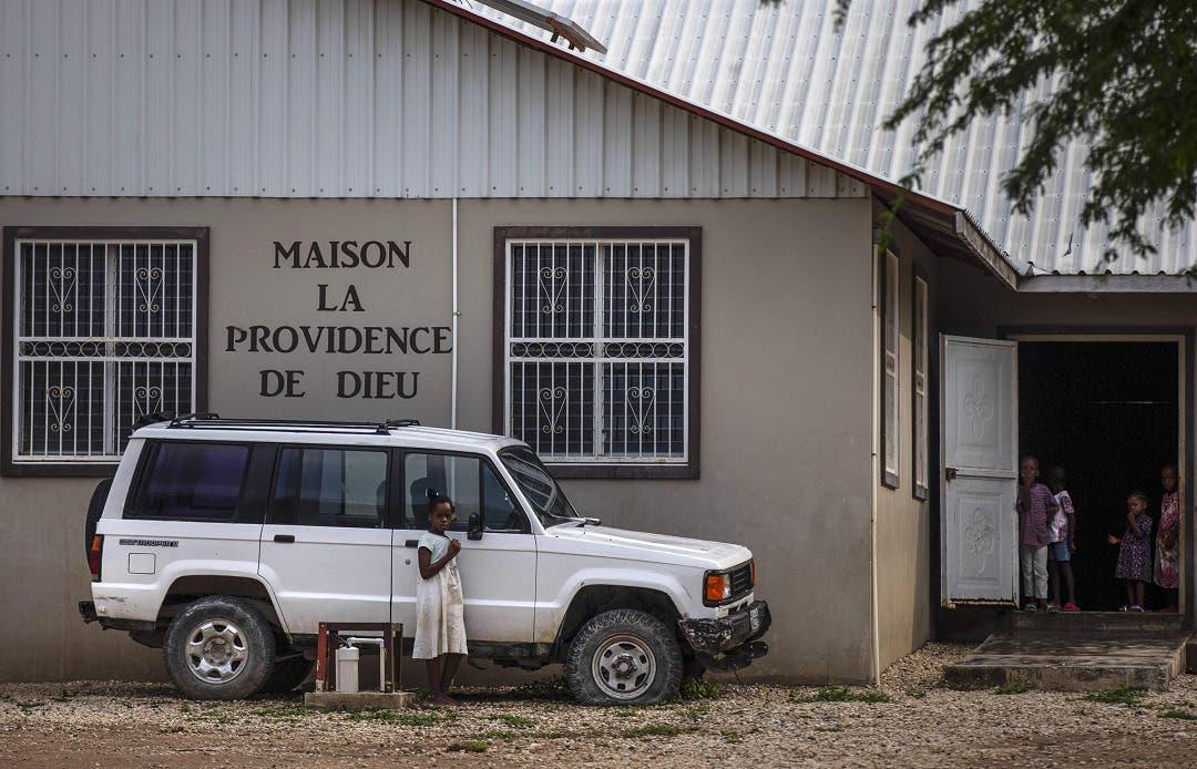 EEUU y Haití tratan de liberar a 17 misioneros secuestrados
