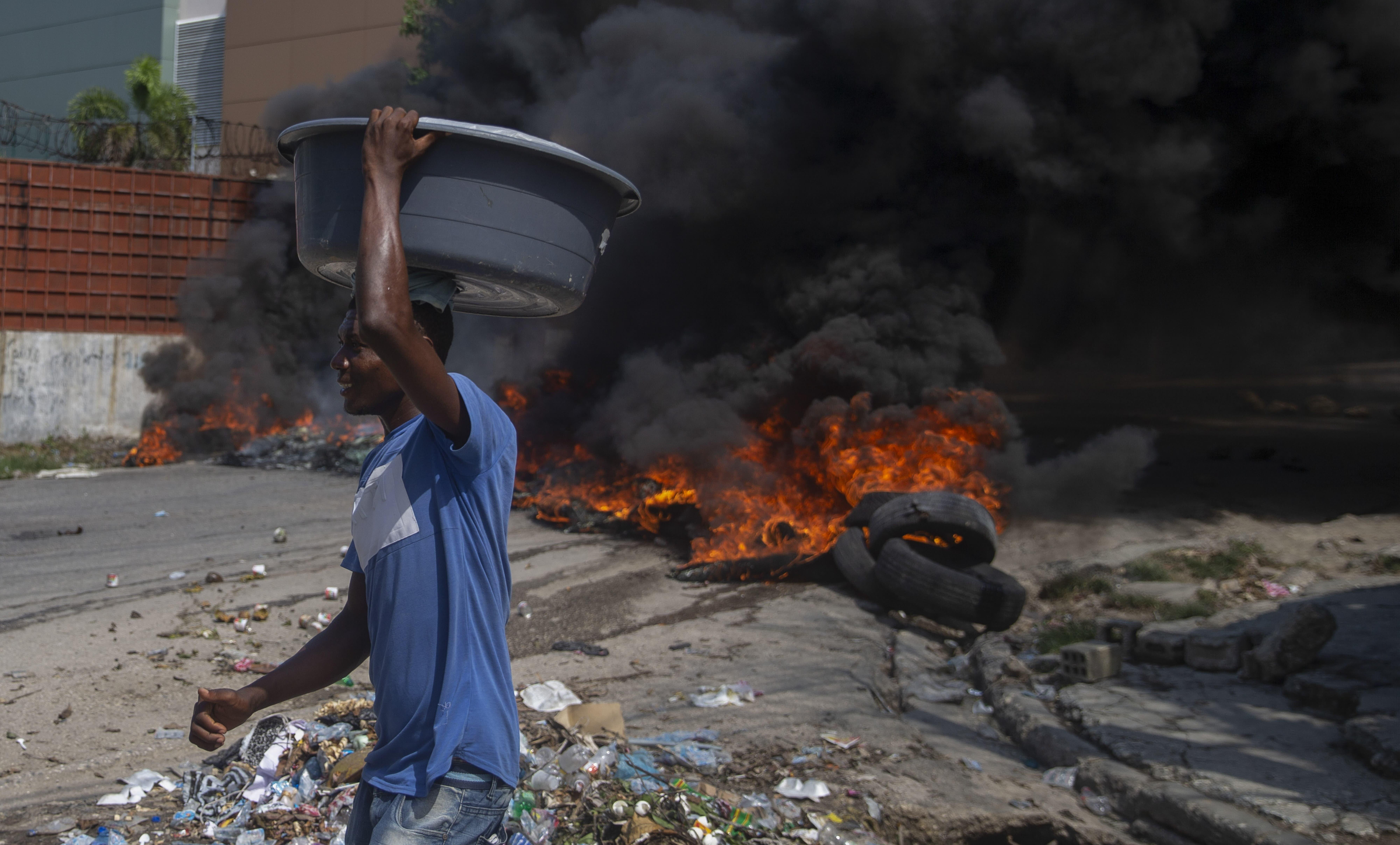 Haití: Protestan por falta de seguridad tras secuestros