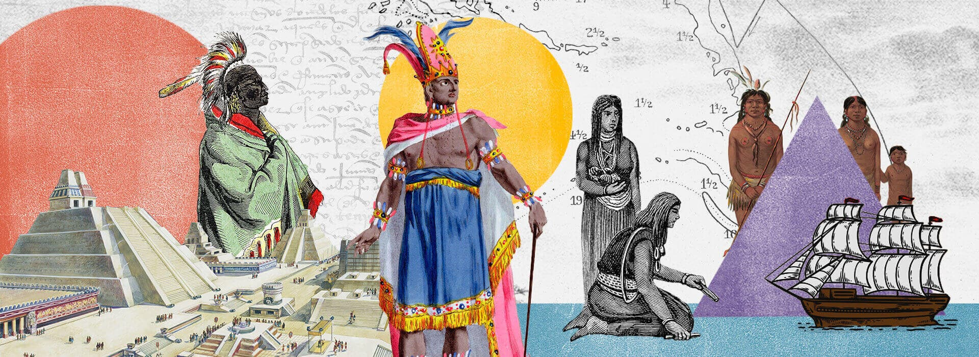 Cómo era realmente América antes de la llegada de Cristóbal Colón