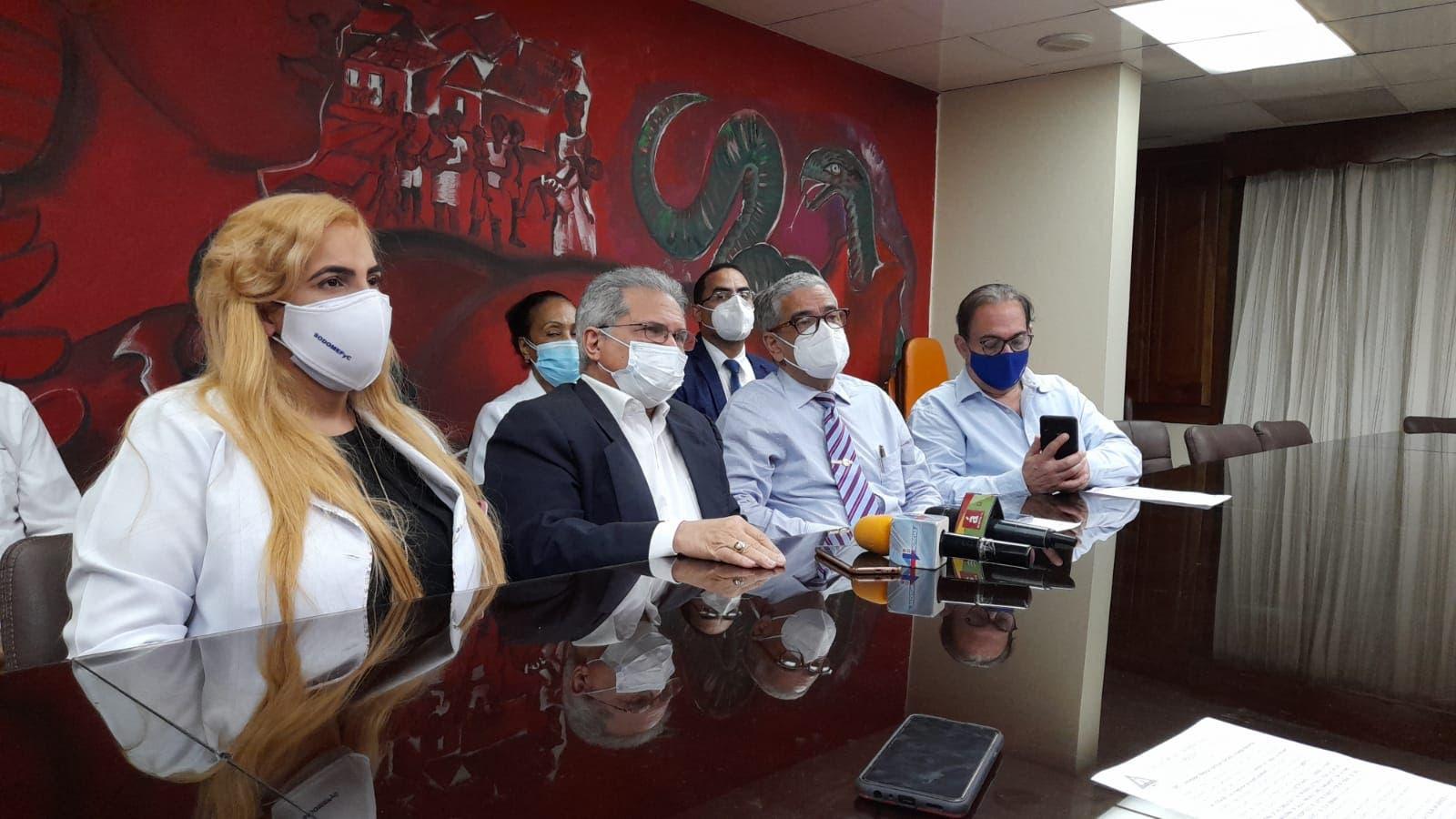 Waldo: El paro médico sólo se detendría con la firma del acuerdo