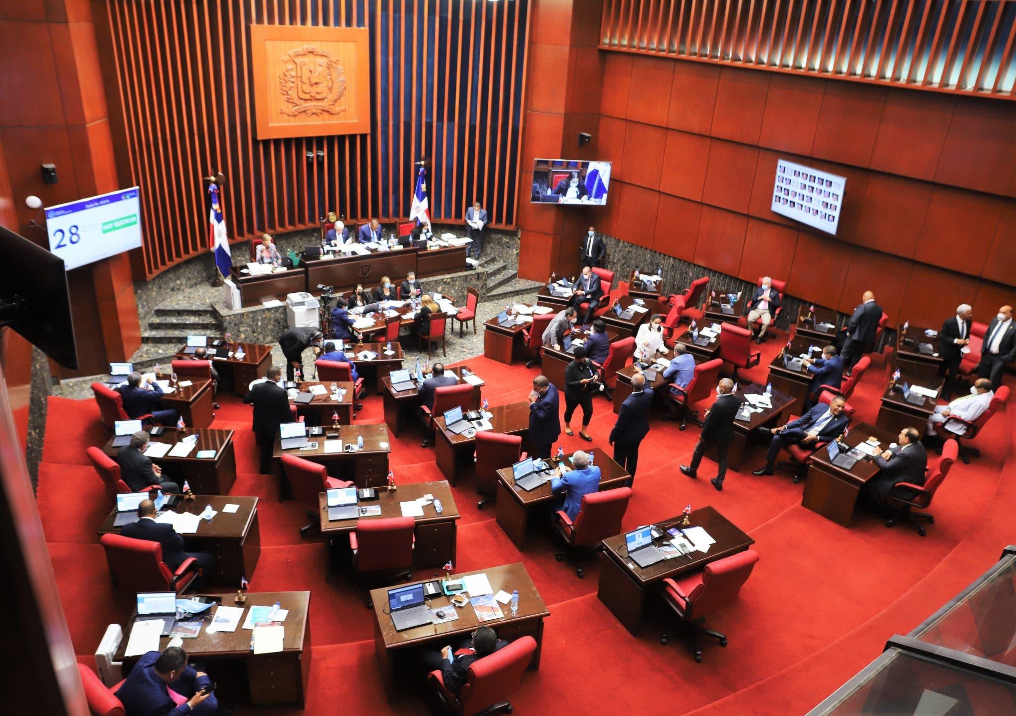Senado aprueba dos préstamos por más de 123 millones dólares