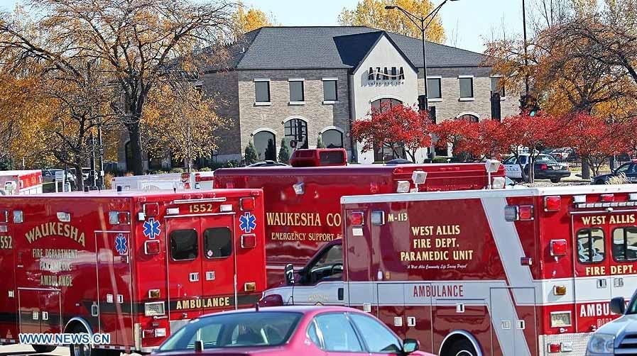 Tiroteo en Wisconsin deja 3 muertos en una casa