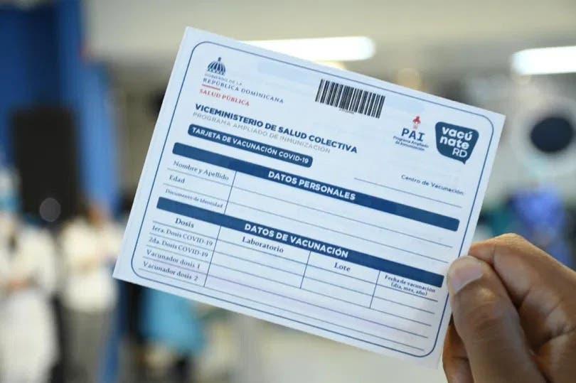 Bancos requerirán tarjeta de vacunación desde el próximo lunes